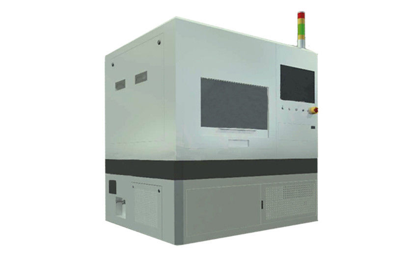 Semi automatic Ultrafast Laser Machine Ultraviolet Green Laser Cutting Machine